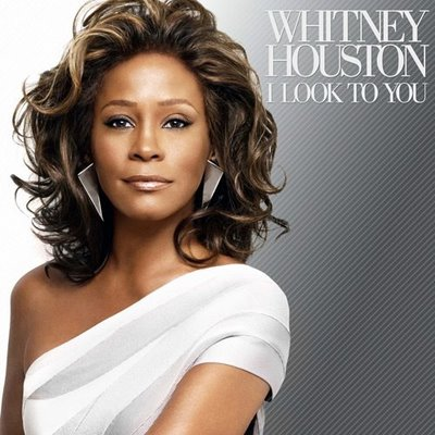 whitney i look to you cover