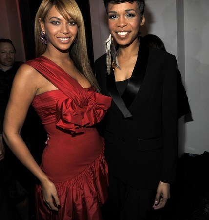 beyonce michelle williams 2/2010