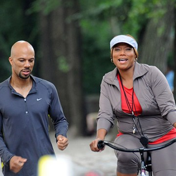 just wright latifah common