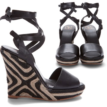 DVF Wedges