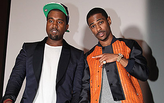 kanye west big sean finally famous listening_2011_560