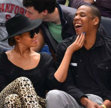 Bey and Jay, WireImage