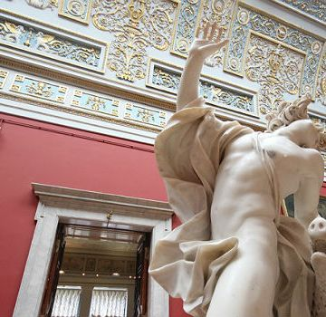 Death of Adonis at the St. Petersburg's Hermitage Museum