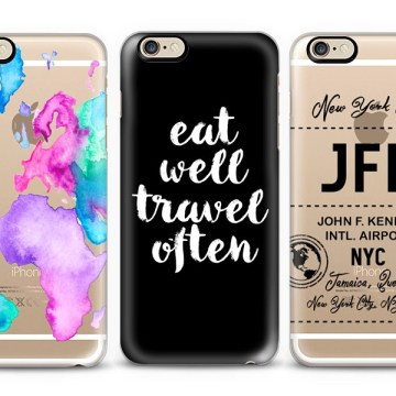 Travel Themed Phone Case(s), Casetify