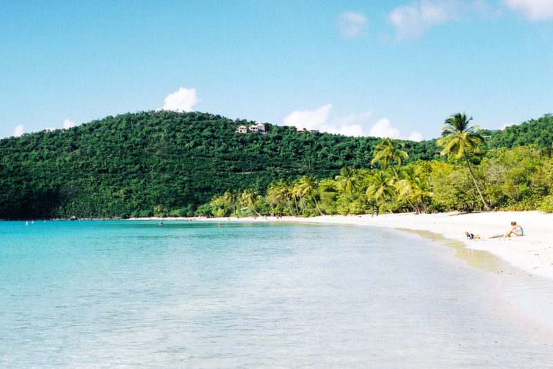 Magen's Bay in St. Thomas (suggested activity)