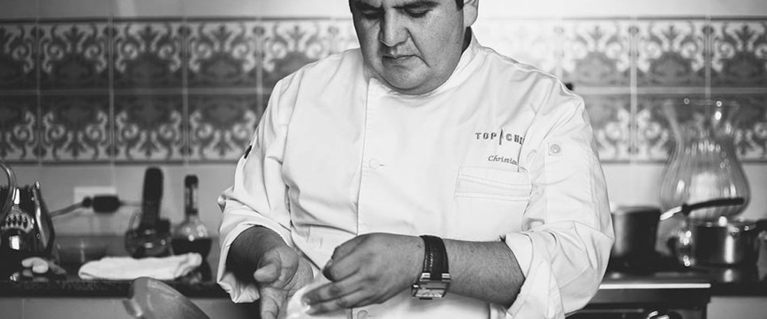 Chef Christiano Bravo, one of Mexico's top chefs, brings his culinary skills and sense of adventure to UNICO's rotating chef restaurant, Cueva Siete.