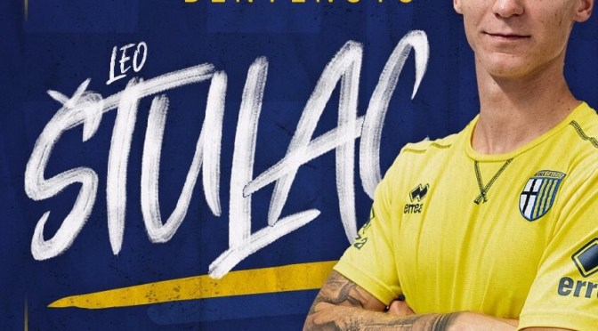 Leo Štulac signed for Parma