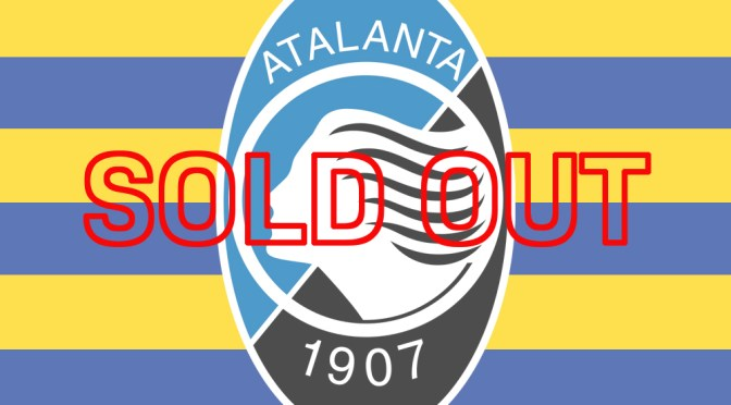 Atalanta stand sold out