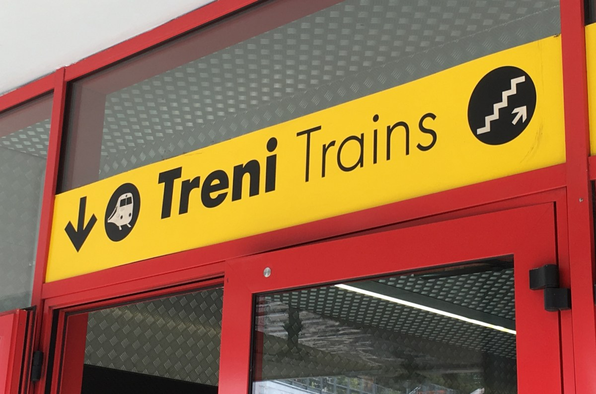 How to go to Tardini from the train station