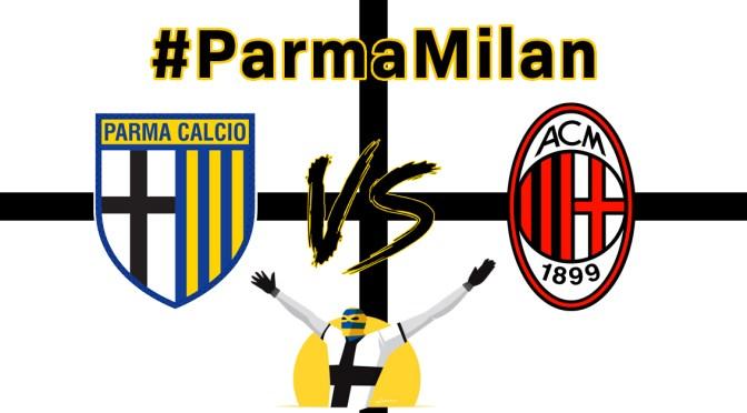 Parma vs Milan is coming