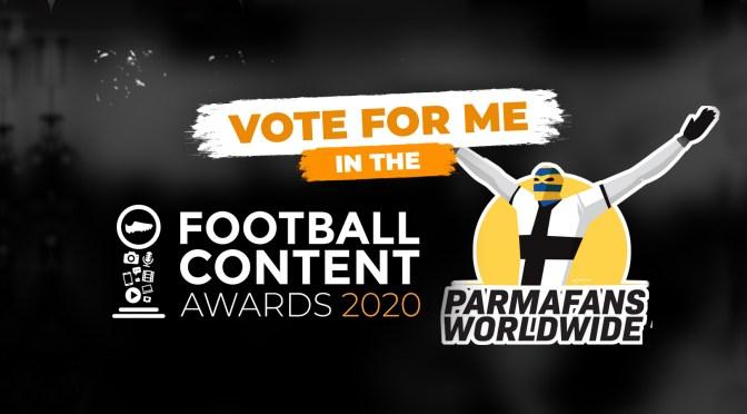 Vote for Parma