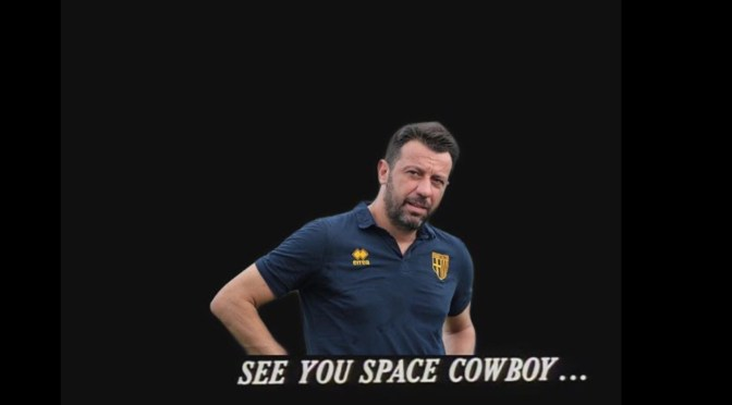 """Goodbye Parma"" D'Aversa farewell letter"