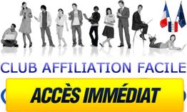 CLUB AFFILIATION FACILE