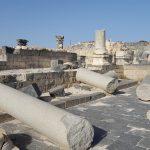 Разрушенные колонны Суситы