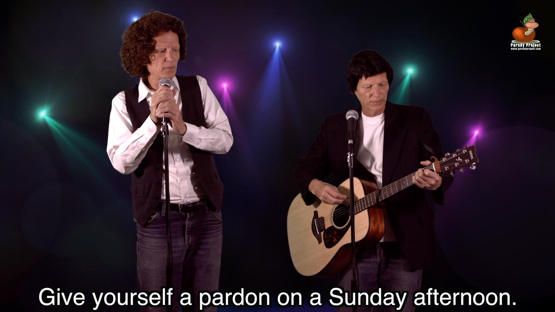 MR FORTY-FIVE (Parody of) Mrs. Robinson – Simon and Garfunkel
