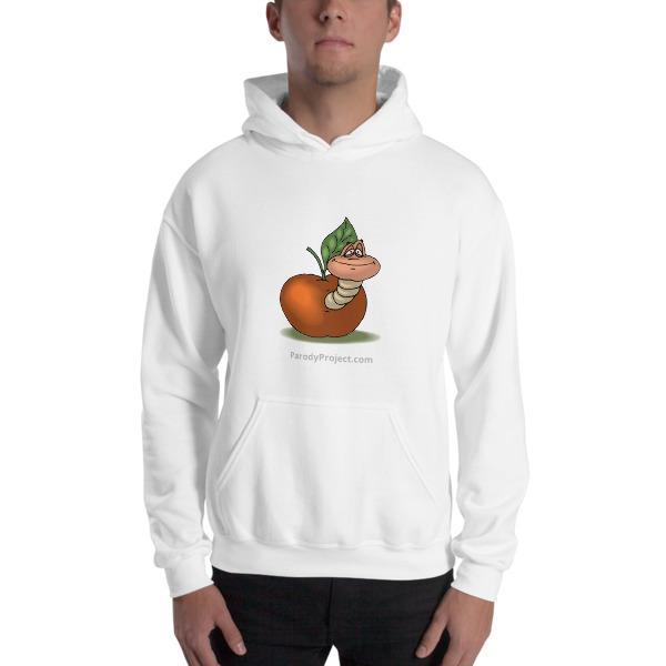 Hooded Sweatshirt | Parody Project Logo on Front