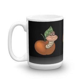 Mug with Parody Project Logo