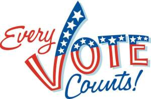 Every Vote Counts-