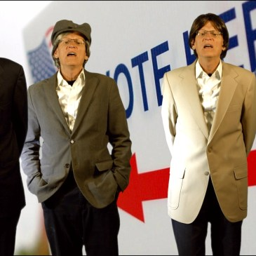 THE VOTING SONG – Parody