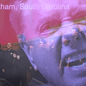 VOTE THE BASTARDS OUT – The Spooky Mens Chorale | 2020 update