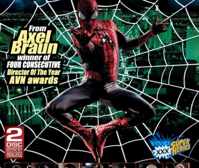 Spiderman Xxx 2