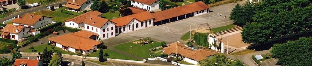L'école St Vincent d'Ustaritz