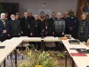 Avec le Conseil Presbytéral