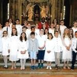 premieres communions 9 juin 2019