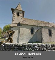 Eglise Montmaton - paroisse Sant Guiral