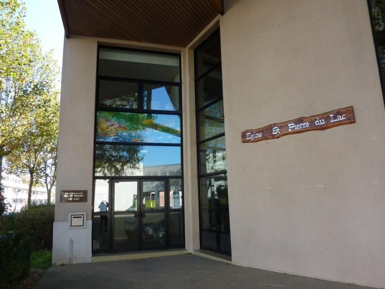 Eglise Saint Pierre du Lac Montigny 56 avenue Joseph Kessel