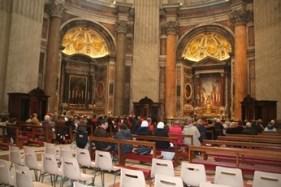 4Chapelle Saint Joseph dans la basilique Saint Pierre