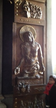 8-Porte sainte Sainte Marie Majeure