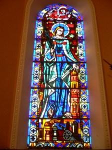 église-sainte-barbe-vitrail