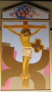 Arcabas crucifixion