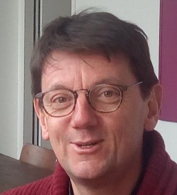 Dominique Brevet, curé des paroisses Notre-Dame de l'Estuaire et Sainte-Marie en Brière