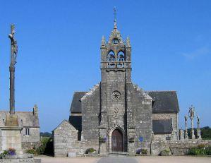 Eglise de Lanrivain