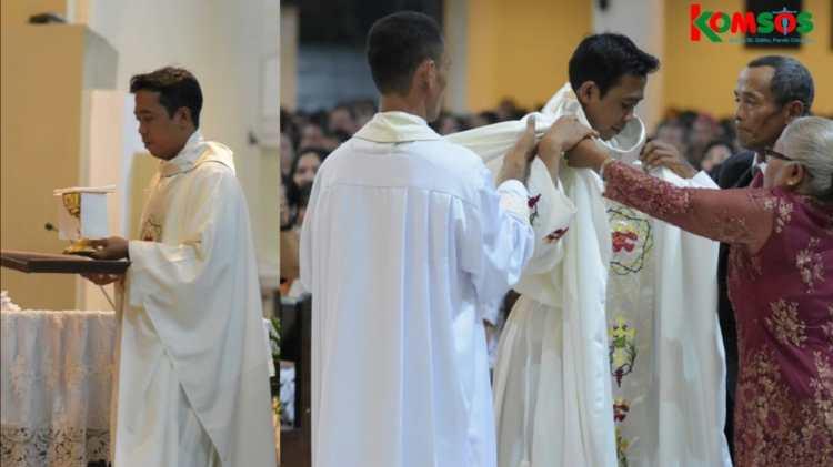 Rm. Agustinus Triyanto, SS.CC – Selamat Memperingati 10 Tahun Membiara