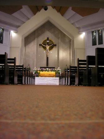Jalan Menuju Altar (Karta - Lucia 1)