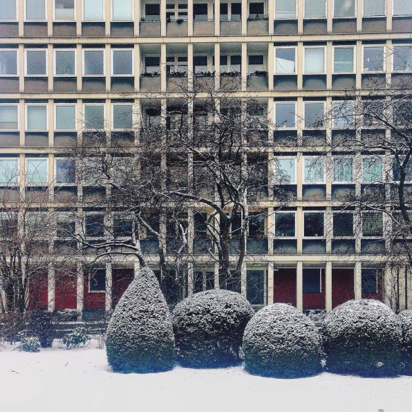 60 YEARS «INTERBAU 1957» – Reconstruction Hansaviertel
