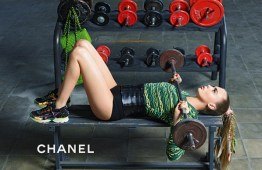 CAMPAGNE CHANEL AUTOMNE HIVER 2014-15