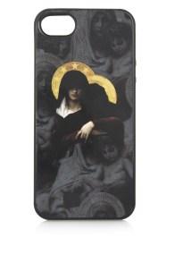 Coque pour iPhone 5 imprimée Madonna.
