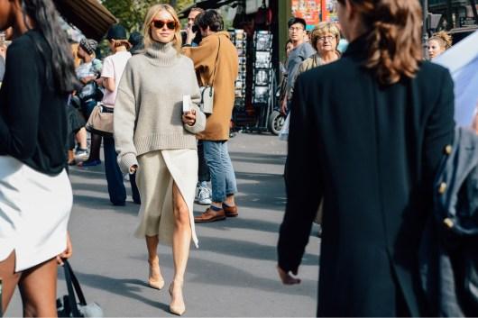 STREET STYLE FASHION WEEK PARIS SPRING 2015