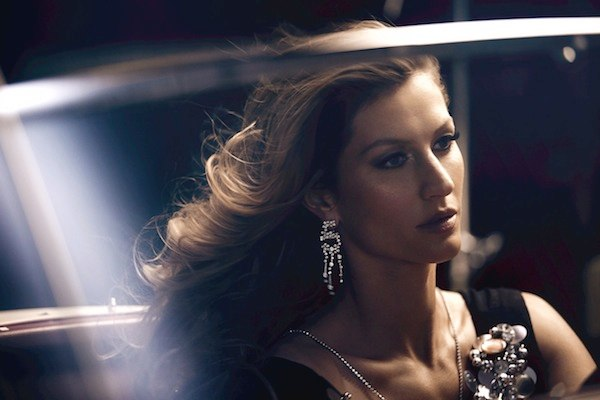 Campagne Chanel No.5 -The one that I want-Gisele Bundchen