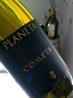 Degustazione: Cometa 2011, Planeta. Un Fiano siciliano per le occasioni importanti.