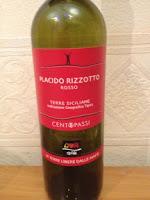 Degustazione: Placido Rizzotto IGT Terre siciliane, 2012