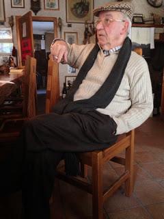Lino Maga e il Barbacarlo. Unicità di uomo e vino.