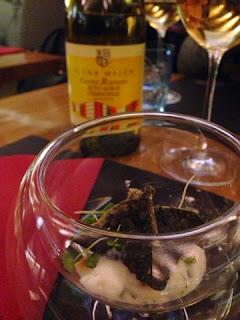 Abbinamento perfetto col risotto alla milanese? Lo chardonnay Riserva di Elena Walch fa il suo dovere