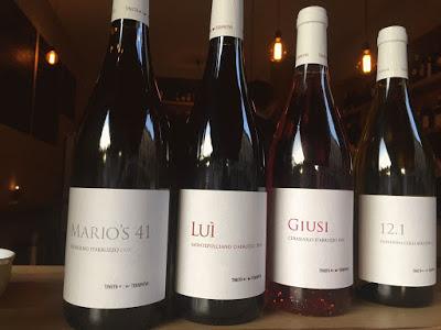 Tenuta Terraviva e i suoi vini biologici d'Abruzzo.