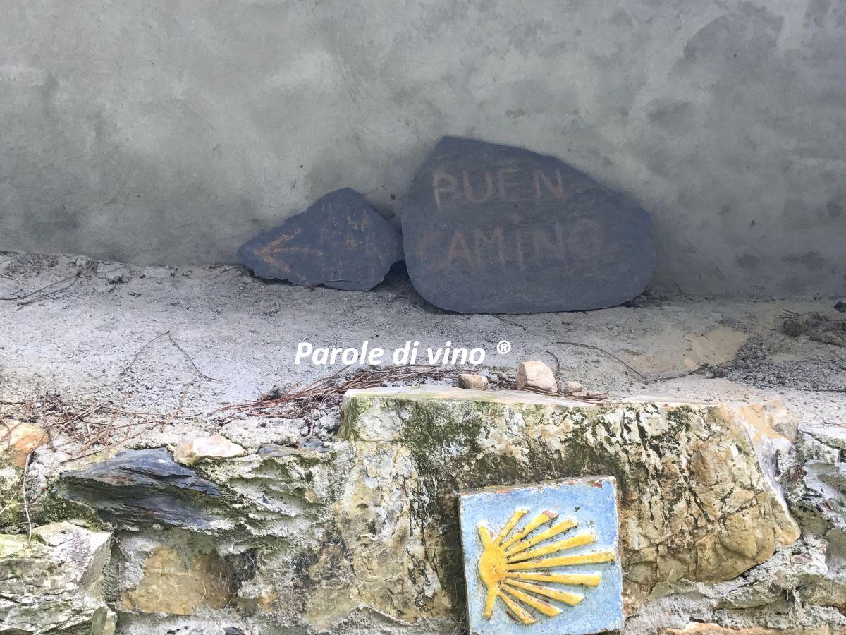 Il Cammino di Santiago nella Spagna del nord fatto da un italico degustatore