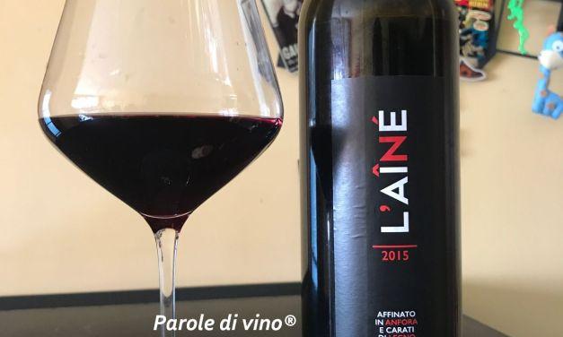 L'Aîné di Didier Gerbelle. La scoperta di un vitigno perduto.